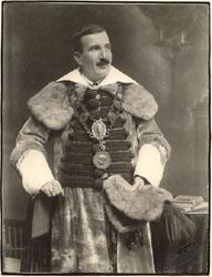 Darkó Jenő mint rector magnificus