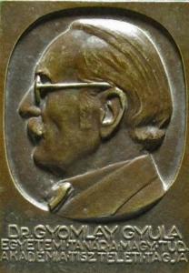 Gyomlay Gyula