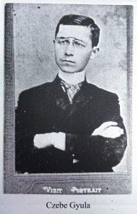 Czebe Gyula